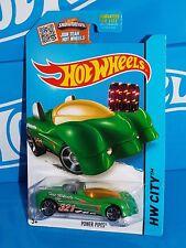 Hot Wheels 2015 FACTORY SET 1/450 KROGER Showdown The Fast 4 Power Pipes 1/4