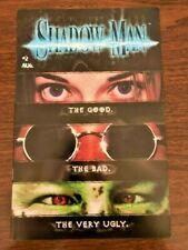 1991 Acclaim Shadowman Good Bad Ugly Variant Comic Book Lot 2 1 3 4 Unity 2000
