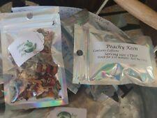 Peachy Keen  Herbal Tea 1 oz +mood lift, anti-depression+high in iron+caffeine