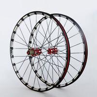 RXR 7-11 Speed Thru Axle/QR MTB Wheels 26/27.5/29er Disc Mountain Bike Wheelsets