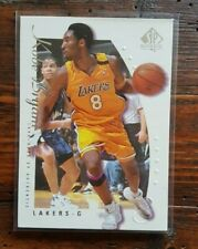 Full Set 1-90 Upper Deck SP Authentic NBA Cards 1999-00 (Kobe Bryant)