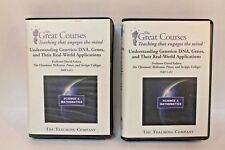 The Great Courses Understanding Genetics: Dna, Genes, and their real-world Appli