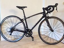 Small Specialized Ruby Carbon Racing Bicycle S-works Seatpost Mavic Aksium