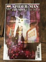 SPIDER-MAN LIFE STORY '00s #5 (OF 6) 1ST PRINT 1:25 RATIO SORRENTINO VARIANT