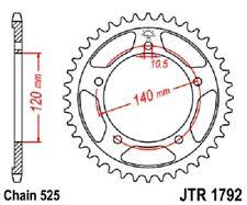 JT Sprockets Steel Rear Sprocket 47T 525 Pitch JTR1792.47