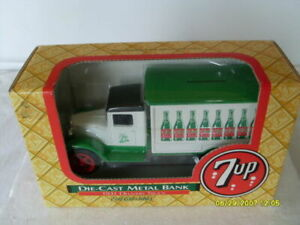 Ertl F096 1:34 Die Cast 1931 7up Delivery Truck