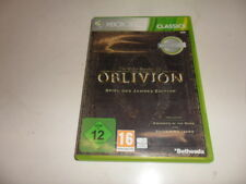 XBOX 360 The Elder Scrolls IV: Oblivion-Game of The Year Edition