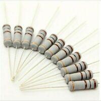 10 x 330 ohm 2 Watt resistors ValveRadio Tube Radio