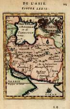 Safavid Persia Iran Persian Gulf Isfahan Kandahar 1683 Mallet miniature map