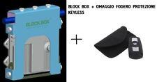 BLOCK BOX BLINDATURA CENTRALINA PROTEZIONE AUTO ANTIFURTO STEEL MONSTER+OMAGGIO