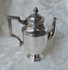 Cafetière en métal argenté Argit SFOA