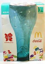 2012 Olympics London McDonalds x Coca Cola Aqua Glass Basketball Hong Kong