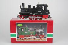 LGB 2174D Locomotora de vapor ténder Spreewald Generador humo negro