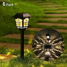 8 Lumens Solar Pathway Lights Solar Garden Lights Outdoor Solar Landscape Way