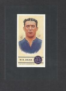 84 YR OLD 1937 ORIGINAL DIXIE DEAN CARD VINTAGE FOOTBALL FOOTBALLERS EVERTON