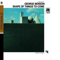 GEORGE BENSON - THE SHAPE OF THINGS TO COME  CD NEU