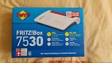 AVM FRITZ! Box 7530 WLAN VDSL-Modem Router NEU ungeöffnet und unbenutzt