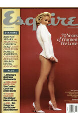 BRITNEY SPEARS Cover - Esquire Magazine - November 2003 - 70 Years of Women