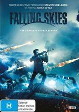 Falling Skies : Season 4 (DVD, 2015, 3-Disc Set)  REG 4  NEW & SEALED
