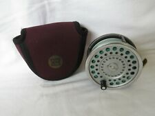 HARDY MARQUIS SALMON NO 2 REEL  LINED AND IN A HARDY POUCH