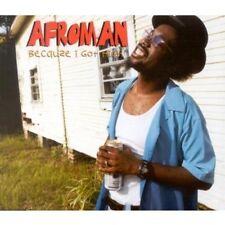 Afroman | Single-CD | Because I got high (2001)