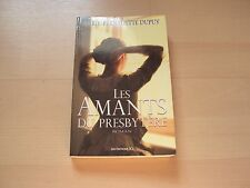 roman terroir   LES AMANTS DU PRESBYTERE - Marie-Bernadette DUPUY