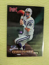 1998 Fleer Brilliants Peyton Manning RC #120