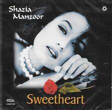 SHAZIA MANZOOR - SWEETHEART - BRAND NEW SOUND TRACK CD - FREE UK POST