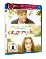 Ein gutes Jahr [Blu-ray/NEU/OVP] Russell Crowe, Marion Cotillard / Ridley Scott