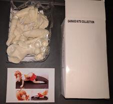 Sonsaku Hakufu Ikki Tousen Unpainted Figure Model Resin Kit, US Seller