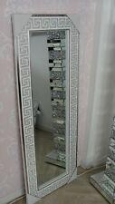 Spiegel Groß Wandspiegel Barock Art Medusa Badspiegel Dekoration Ver 130X50 WS