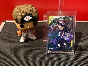 2021 Panini national Convention Mac Jones Rookie Explosions SP #5/50 Patriots!