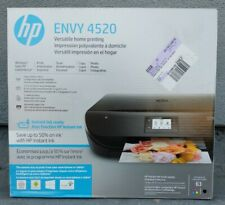BRAND NEW! HP Envy 4520 Wireless All inOne Photo Printer with Mobile Printing