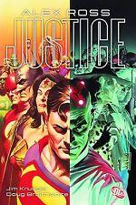 Justice Complete Saga Omnibus Edition GN Alex Ross Jim Kruegar League JLA New NM
