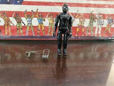 Vintage GI Joe ARAH 1982 STRAIGHT ARM Snake Eyes Figure w/Accessories