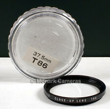 Pentax 37.5mm T86 Close-Up Filter for Auto 110 & Super 50mm Lens. Others Listed.