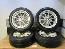 4x SOMMERRÄDER BMW 3er E90 E91 Alufelgen 7Jx16 Zoll Sommerreifen 205/55 R 16 91W