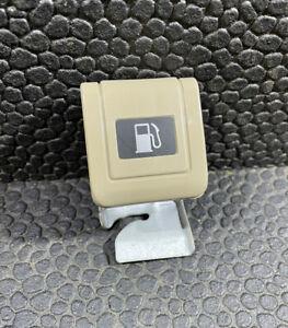 1998-2002 LEXUS LX470 FUEL GAS DOOR RELEASE HANDLE PULL LEVER OEM IVORY