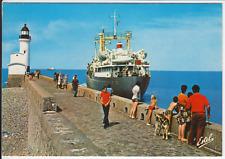 LE TRÉPORT (Seine Maritime) - Sur la jetée