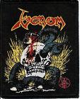 Venom Snake patch Cronos Abbadon Mantas Baphomet Bathory Black Metal