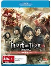 Attack On Titan: Hangeki No Noroshi [New Blu-ray] Australia - Import