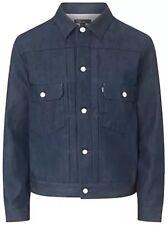 New Levi's California Type 2 Denim Trucker Jacket Xlarge Xl 100%Cotton Hot Deal