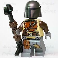 "Star Wars LEGO® Mandalorian ""Mando"" Din Djarin (NO CAPE) Minifig 75254 75292"