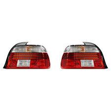 Rear Light Set fits BMW 5 SRS 12/95 On White/Red | HELLA 2VP 008 272-861