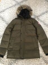 Canada Goose Carson Parka New With Tags. Large Military Green