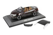 OPEL CASCADA modelo colector del coche | 1:43 | Marrón caoba | OC10225