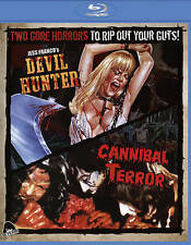 CANNIBAL TERROR/DEVIL HUNTER NEW BLU-RAY