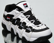 Fila Uproot Men's White Black Red Chunky Casual Lifestyle Sneakers Shoes