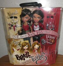 BRATZ TWINS 2ND EDITION NONA & TESS RELEASED 2005 **BRAND NEW IN BOX**