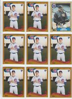 2020 Topps Archives Lot of <8> Nico Hoerner Chicago Cubs Rookie Card  $1.00/Ship